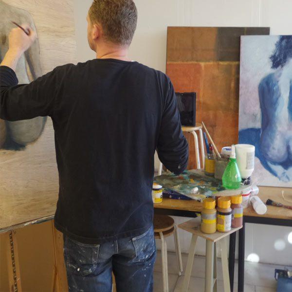 Academisch Atelier Schilderen