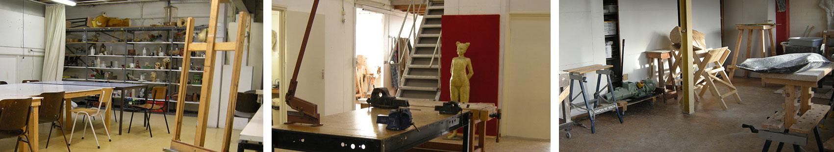 Atelierruimte Crejat Alkmaar