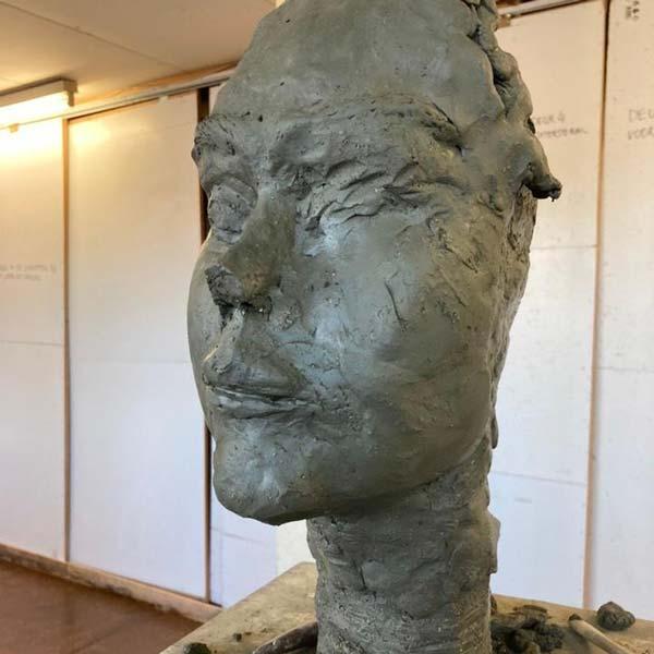 Portret Boetseren | Cursus Crejat
