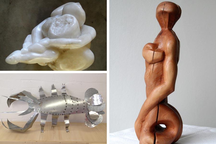 Beeldhouwen opleiding | Crejat | Kunstacademie | Beeldende kunst