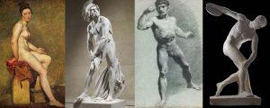 Model | Boetseren en Tekenen | Kunstgeschiedenis